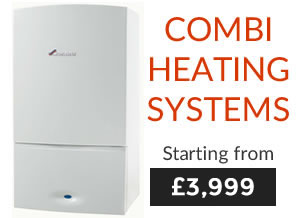 combi heating system