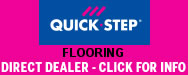 Quick Step Flooring at The Kitchen Magician